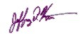 Signed by...